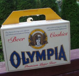 Good PriceのハンドルPaper Cardboard Cookies Packing Gift Box