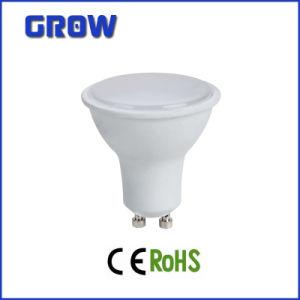 GU10 5W SMD Plastic und Aluminium LED Spot Light (GR659)