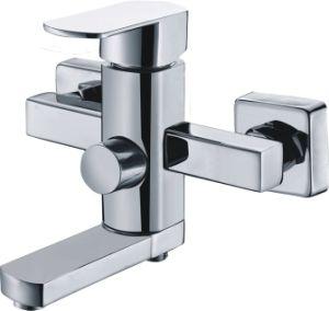 持ち上がるタイプ二重機能浴槽の蛇口