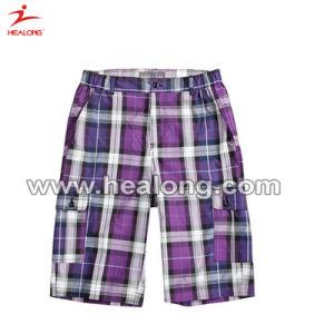 Shorts della spiaggia di vendita di Healong dei vestiti dell'attrezzo di Digitahi degli uomini caldi di stampa