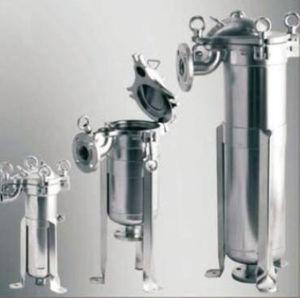 Ss 316/304 du boîtier de filtre d'eau industrielle