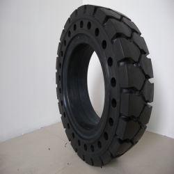Chinesischer Gabelstapler-Reifen-fester Schienen-Ochse-Ladevorrichtungs-Gummireifen