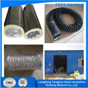 Fiberglas-flexibler Isolierluftkanal für Wärme-Entlüfter
