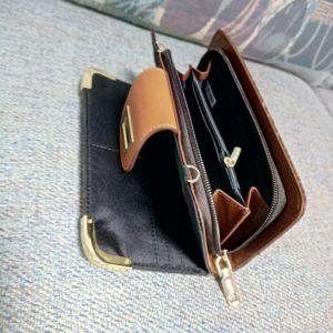 Accessoire de marque de luxe Sacs à main femmes sac d'embrayage avec l'attache (No. MC041)