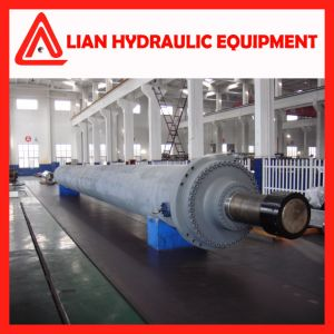 加工産業のためのまっすぐなトリップ水圧シリンダ