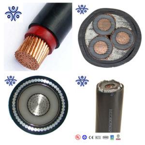 Kabel van de Macht van de Leider van het aluminium XLPE Geïsoleerde 240mm XLPE 4 de Gepantserde Kabel van de Kern