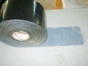 Películas Anti Crossion Lateral Dupla Fita de betume de butilo