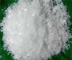 Het industriële Chloride van het Magnesium van de Rang 47% Witte Vlokken