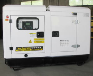 86.4kw/108kVA leises Cummins Dieselenergien-Generator-Set/Generator