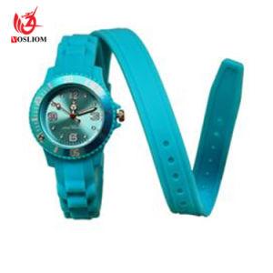 2018 Китая на заводе яркие пластиковые силиконовые Часы наручные часы подарок для продвижения Relojes -V63