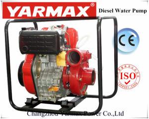 Fabricante Yarmax Finca regadío agrícola 2/3/5kw Diesel Bomba de agua (CE & ISO9001)