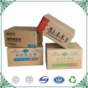 Дешевые картонной упаковке Custom печать питание вне упаковки картонной упаковки
