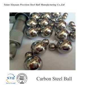 As esferas de aço Carboon Esfera de Aço de Fábrica / Ferramentas de tamanhos diferentes