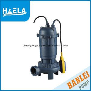pompa sommergibile delle acque luride dell'intelaiatura del ghisa 1HP per acqua sporca