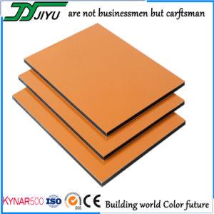Los materiales de construcción para el Panel Compuesto de Aluminio