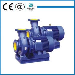 Высокая производительность, низкий уровень шума ISW горизонтального трубопровода центробежным насосом