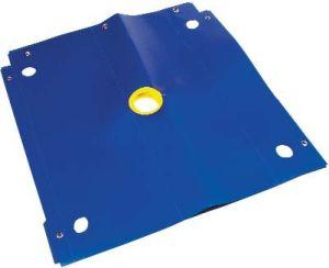 Нажмите пластину фильтра тканью с Fns806 акриловым покрытием фильтр считает
