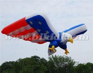 装飾の昇進の印刷の大きいワシのヘリウムの気球の広告、おもちゃ党ヘリウムの気球