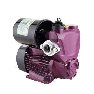 0.75kw 1HP elektrischer Selbst, der Schleuderpumpe für Badezimmer-Dusche grundiert