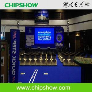 Haute définition Chipshow P4 petite hauteur de pixel affichage LED