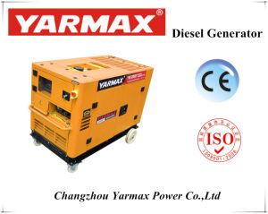 Het Water van de Prijs 11kVA van de fabriek koelde Stille Diesel Generator