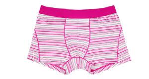 pugili Brief Fashion di Brief Underwear dei pugili di 95%Cotton/5%Pendex Men per 249-Pink