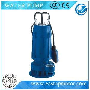 Wqd-F/Wq Submersible Pump per Dirty Water di Maximum 35mm Particale
