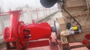 Пожаротушение насос / Морской Disel пожарного насоса с приводом от двигателя