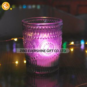 Parois décoratifs fabriqués en Chine en forme de chandeliers en verre