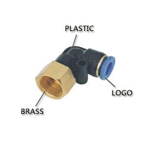 Conector Neumático Perforadora de aire con el precio más bajo (PLF 6-02)