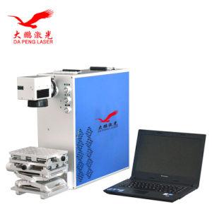 Dapeng 소형 탁상용 우표 조각 기계 Laser 조판공