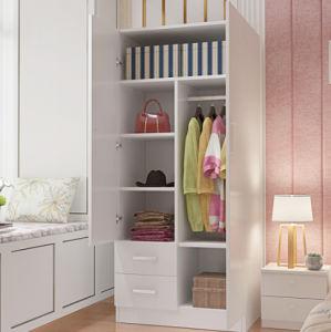 صنع وفقا لطلب الزّبون خشبيّة يعيش غرفة خزانة ثوب