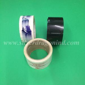 BOPPのカートンのシーリングおよび包装のための透過パッキングテープ