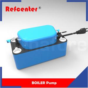 Pompa ad acqua condensata della caldaia sveglia, pompa elettrica con colore blu