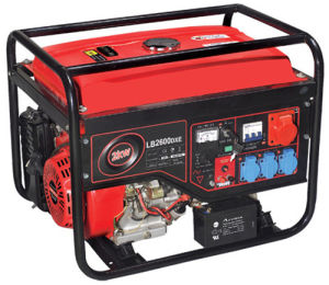 50Hz AC 3 Phase Hot Sell Gasoline 2000년 Watt Portable Gasoline Generator