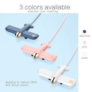 Hub USB 4 PUERTOS USB Cable de extensión creativa forma de avión con Chip de seguridad funcional y delicado regalo Cable para MacBook Mac Pro