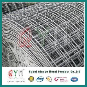 溶接された金網のパネルは構築によって溶接された金網に電流を通した