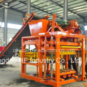 Qt4-25 het Maken van de Baksteen van het Cement de Prijs van de Machine in India
