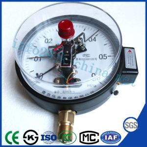 tipo magnetico manometro della fabbrica di 50mm Cina elettrico della fusione del contatto