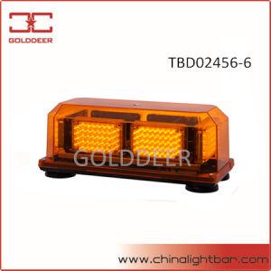 15W Amber Light LED Mini Lightbar (TBD02456-6)