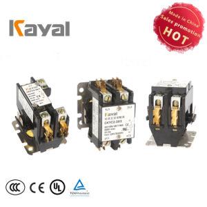 Monopolar 220V AC Dp Propósito definido el contactor para UL