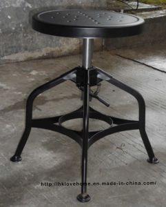 Ristorante industriale che pranza gli sgabelli di barra di Toledo Conuter dell'annata del giardino