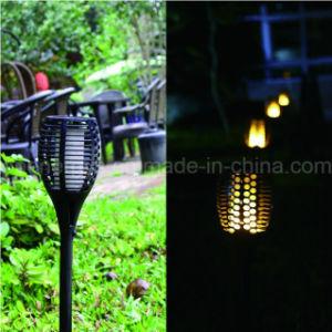 La energía solar vía césped Jardín Lámpara de luz LED Linterna Halloween