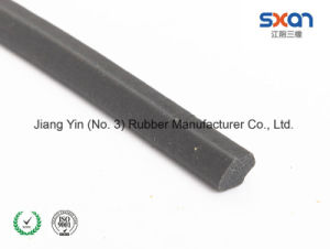De Verzegelende Strook van het Schuim van het silicone voor  De Legering van Alumunium
