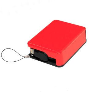 Mfi多彩な電光8 Pinスマートな電話のための引き込み式USBケーブル