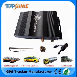 Productivity Tracker GPS машины с монитором топлива Ота камеры датчика температуры
