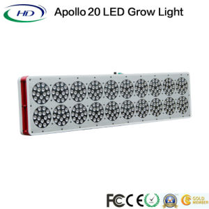 3W*300HP Full Spectrum Apollo 20 crescer a luz de LED