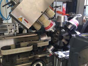 플라스틱 컵 및 사발을%s 기계 인쇄