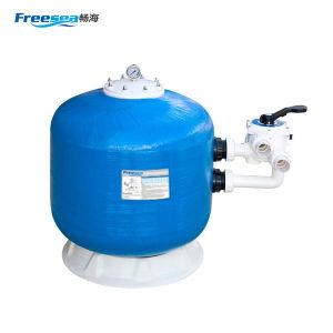 Filtro mecánico de la acuacultura, filtro de arena del cuarzo de la acuacultura, filtro de arena de la acuacultura