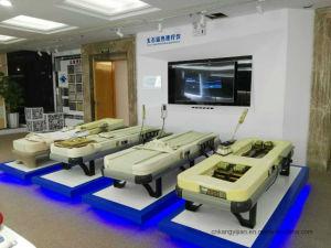 Masaje corporal térmica médicos camilla de masaje con CE